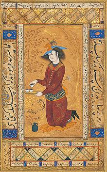 220px-Saki_-_Reza_Abbasi_-_Moraqqa'-e_Golshan_1609_Golestan_Palace